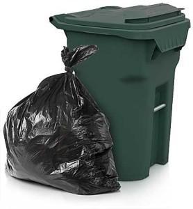 Trash Bin and Trash Bag